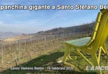 Photo of Santo Stefano Belbo – La panchina gigante (VIDEO)