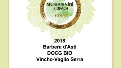 Photo of Prestigiosi riconoscimenti per la cantina di Vinchio e Vaglio Serra.