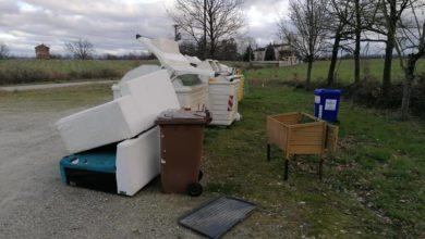 Photo of Abbandono di ingombranti in Regione Boschi