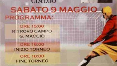 """Photo of Calcio: Il 9 maggio il """"Memorial Ottonello"""""""
