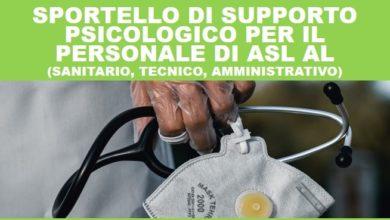 Photo of Supporto psicologico ai dipendenti di ASL AL