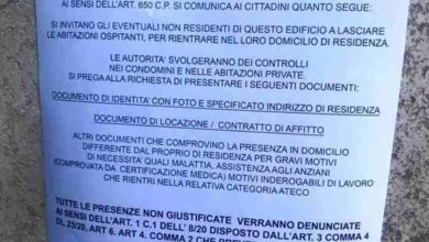 Photo of Falsi avvisi del Ministero dell'Interno