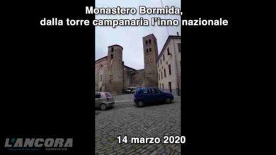 Photo of Monastero Bormida, dalla torre campanaria l'inno nazionale (video)