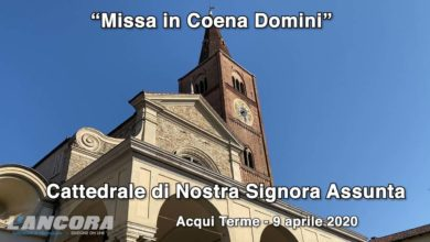 "Photo of Acqui Terme – ""Missa in Coena Domini"" (video)"