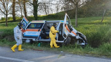 Photo of Grave incidente per un'ambulanza