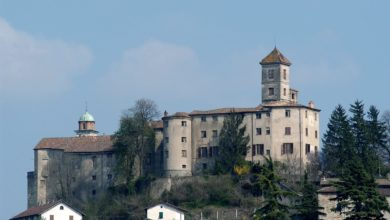 Photo of Morsasco, buona Pasqua dal Castello…