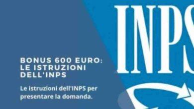 Photo of Bonus 600 euro, l'attività Inac Cia