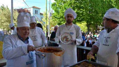 Photo of Bubbio, la sagra del polentone raccontata da Franco Leoncini