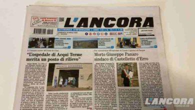 Photo of Settimanale L'Ancora – In edicola il n°15 del 19 aprile 2020 (video)