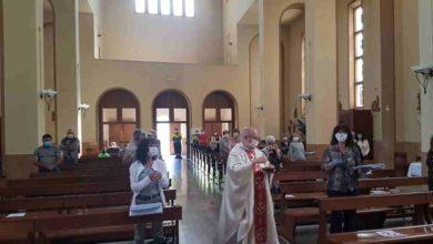 Photo of Cossano Belbo, in chiesa fedeli diligenti e molto rispettosi delle regole