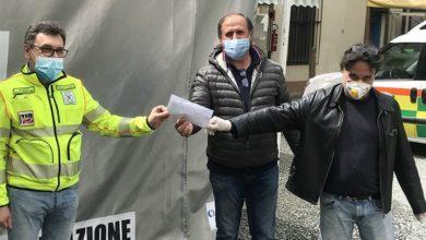 Photo of Terminata positivamente la raccolta fondi pro Croce Verde di Birrificio nicese e Cantina Nizza