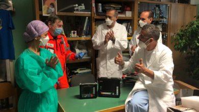 Photo of Albisola Superiore, al San Paolo un computer defibrillatore per i  75 anni della Croce Verde