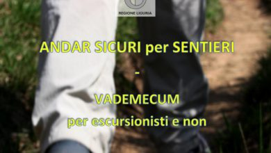 "Photo of ""Andar sicuri per sentieri"": guida all'escursionismo in Liguria"