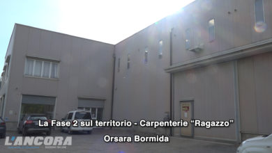 "Photo of La fase 2 sul territorio – Carpenterie ""Ragazzo"" di Orsara Bormida (video)"