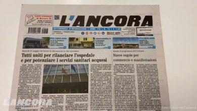 Photo of Settimanale L'Ancora – In edicola il n°19 del 17 maggio 2020 (video)