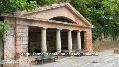 Photo of Acqui Terme – Fontanino dell'acqua marcia (video)