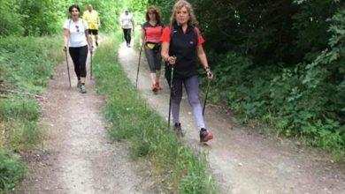 Photo of Nizza Monferrato, riprendono le camminate sportive turistiche con tecnica Nordic Walking