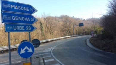"""Photo of """"La Frazione Gnocchetto invasa da auto, camion e tir: una situazione vergognosa…"""""""