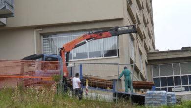 """Photo of Liceo """"G. Parodi"""" in via De Gasperi, al via i lavori  di adeguamento antisismico"""
