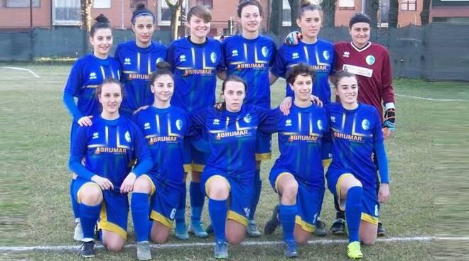 squadra Canelli calcio femminile