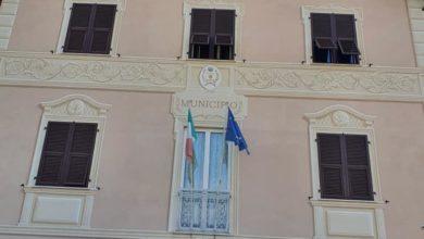 il municipio di Tiglieto