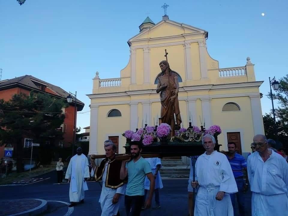 processione di San Giovanni