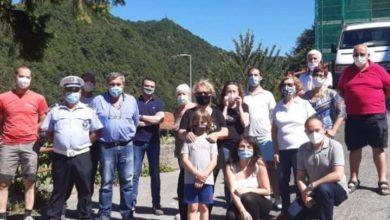 Photo of Rossiglione: tornati a casa gli sfollati di via Airenta