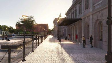 Photo of La stazione cambierà volto con ostello, sottopasso e pedonalizzazione della piazza