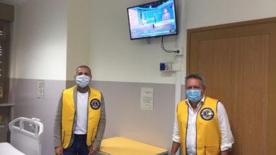 Photo of Lions Club: consegnati televisori al reparto di comunità ospedaliero