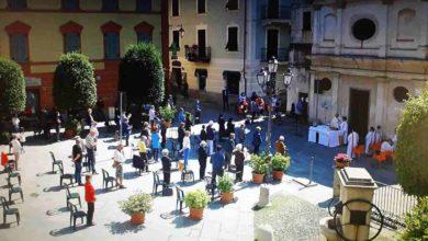 Photo of Carpeneto – messa in piazza per il Corpus Domini