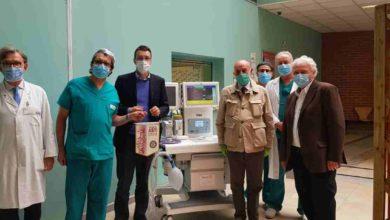 Photo of Nuova donazione del Rotary Club Asti all'ospedale Cardinal Massaia per il Covid-19