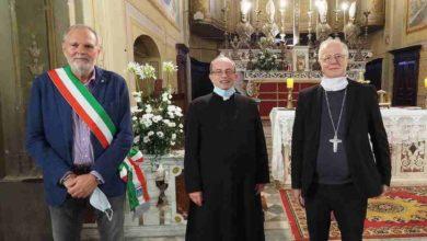 Photo of Morsasco – l'ingresso del nuovo parroco don Alfredo Vignolo