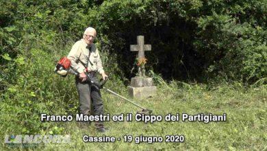Photo of Cassine – Franco Maestri ed il Cippo dei Partigiani (VIDEO)