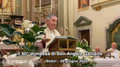 Photo of Strevi – Il 60° di messa di Don Angelo Galliano (video)
