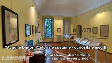 "Photo of ""Acqui e Dintorni"" storia e costume – curiosità e inediti (video)"