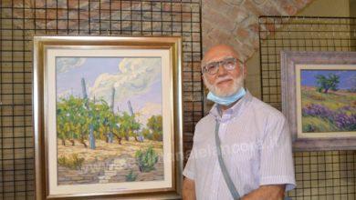 """Photo of Monastero Bormida, nelle cantine del Castello la mostra """"I colori del vento"""""""