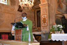 Photo of Spigno Monferrato: l'ingresso del nuovo parroco don Valens Sibomana