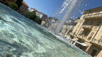 Photo of La fontana delle Ninfee rimessa in funzione