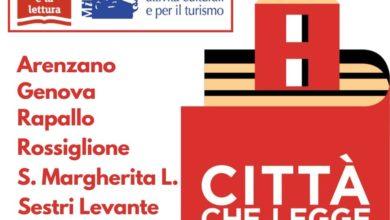 """Photo of Rossiglione """"Città che legge 2020/2021"""""""