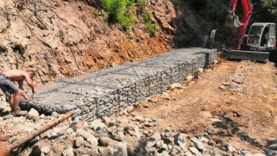 Photo of Rossiglione: lavori di somma urgenza alluvionale in località Gamundino