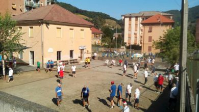 Photo of Petanque: 48 coppie in gara a Campo Ligure