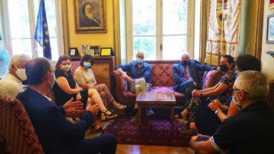 Photo of Il nuovo prefetto Iginio Olita in visita istituzionale ad Acqui Terme