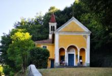 Photo of Rossiglione: grazie a due volontari la chiesetta campestre rifiorisce