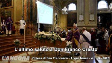 Photo of Acqui Terme – L'ultimo saluto a Don Franco Cresto (video)
