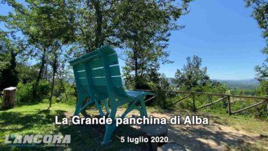Photo of Alba – La Grande panchina (video)