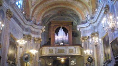 Photo of Concerti sugli organi storici: in calendario anche Bergamasco e Ovada