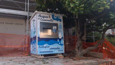 Photo of Cassinelle: dalla casetta acqua frizzante e naturale