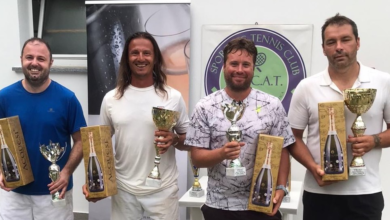 "Photo of Tennis: concluso il 3° ""Trofeo Mario Garbarino"""