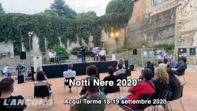 "Photo of Acqui Terme – ""Notti Nere 2020"" (video)"