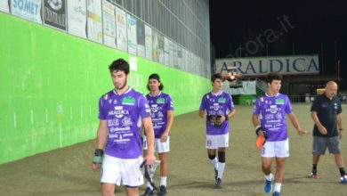 Photo of Pallapugno Superlega: Castagnole – Canalese 9-7